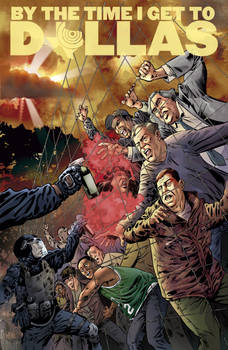 Cover Issue 2 Hide Sun Version.