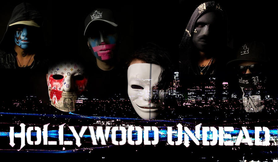 Hollywood Undead Wallpaper By Er111a