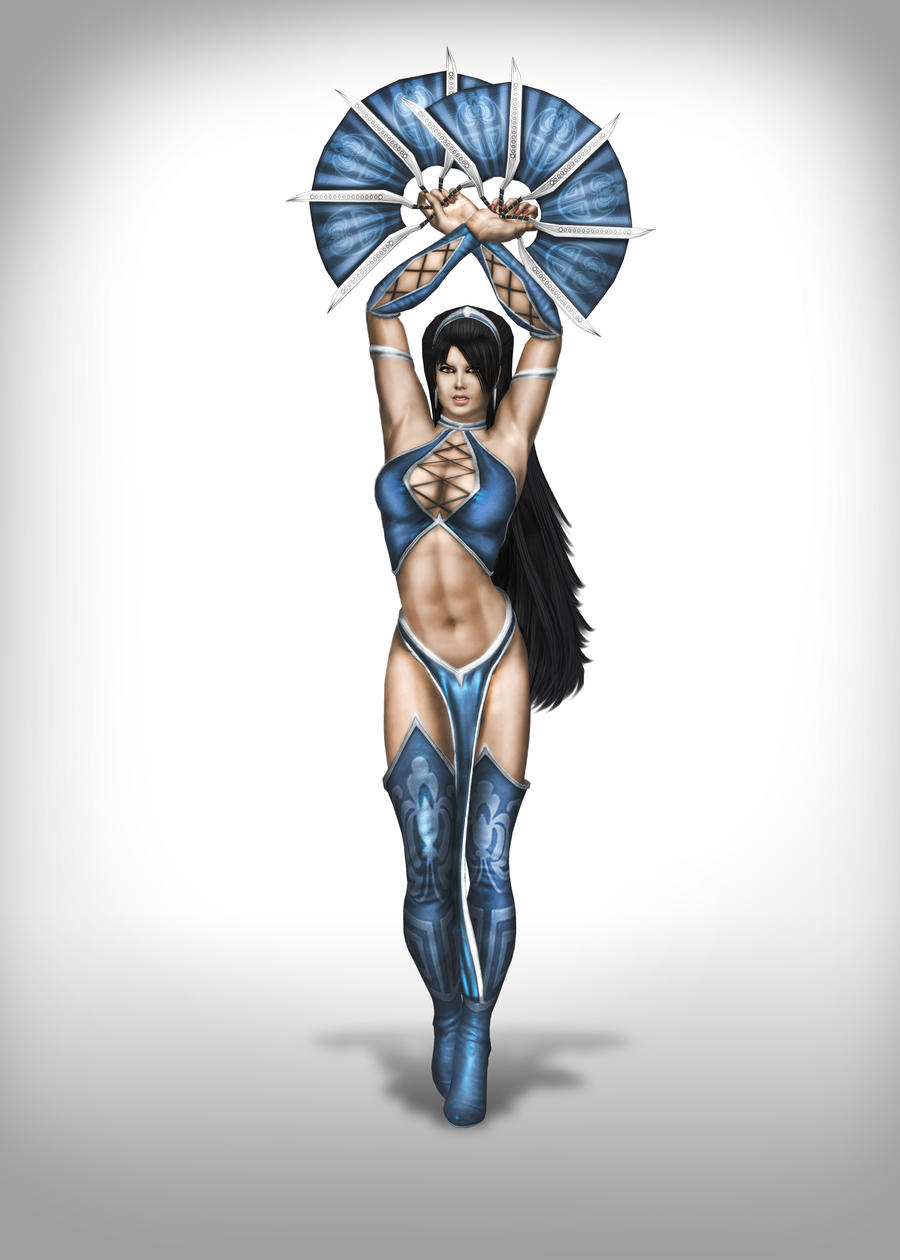 Kitana Live Action (ps vita) by SrATiToO
