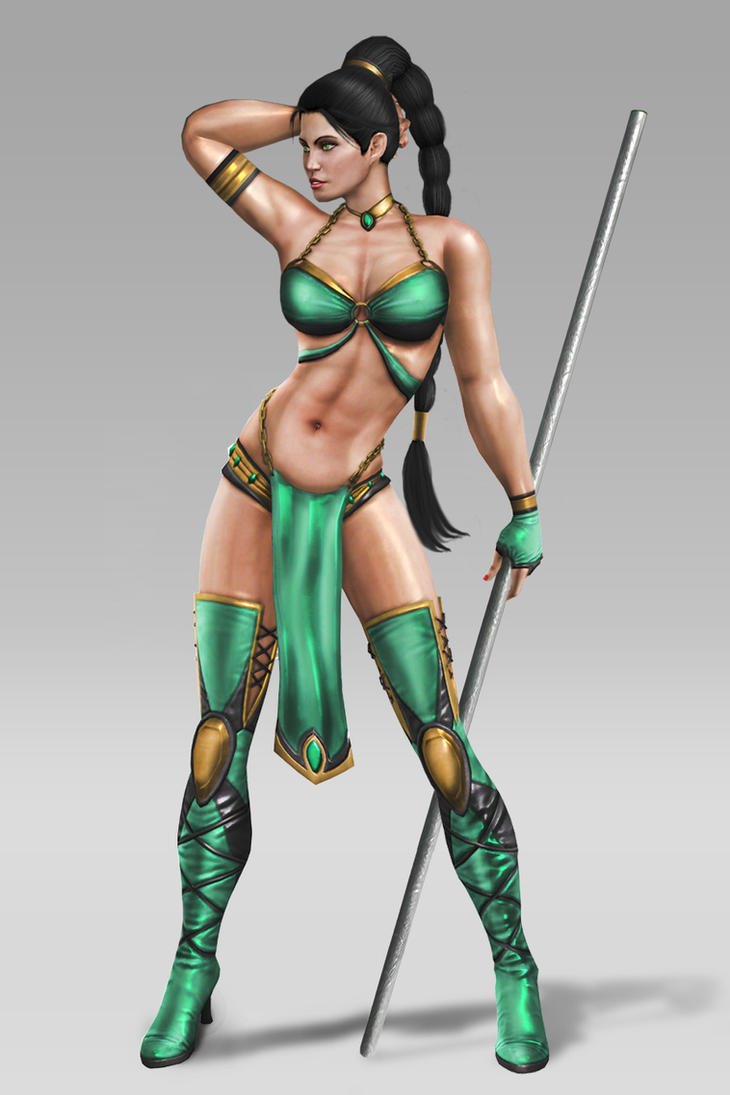 Jade alternate Costume by SrATiToO