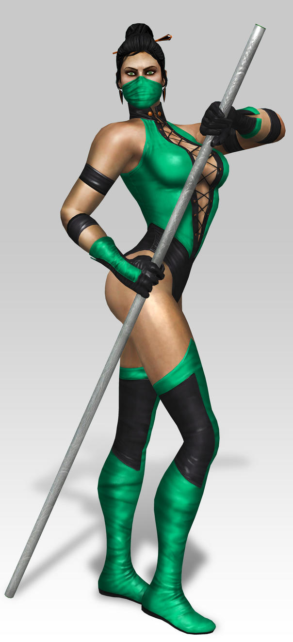 Jade MK3 Costume by SrATiToO