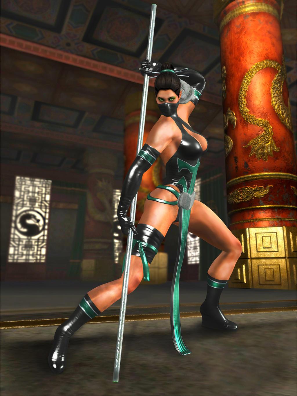 Mortal kombat 9 erotic naked sex scene