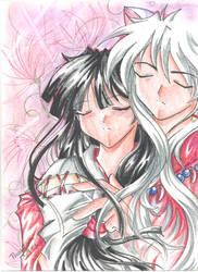 Inuasha KiKyo Dream by tatah