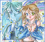Yuna and Tidus for Camila