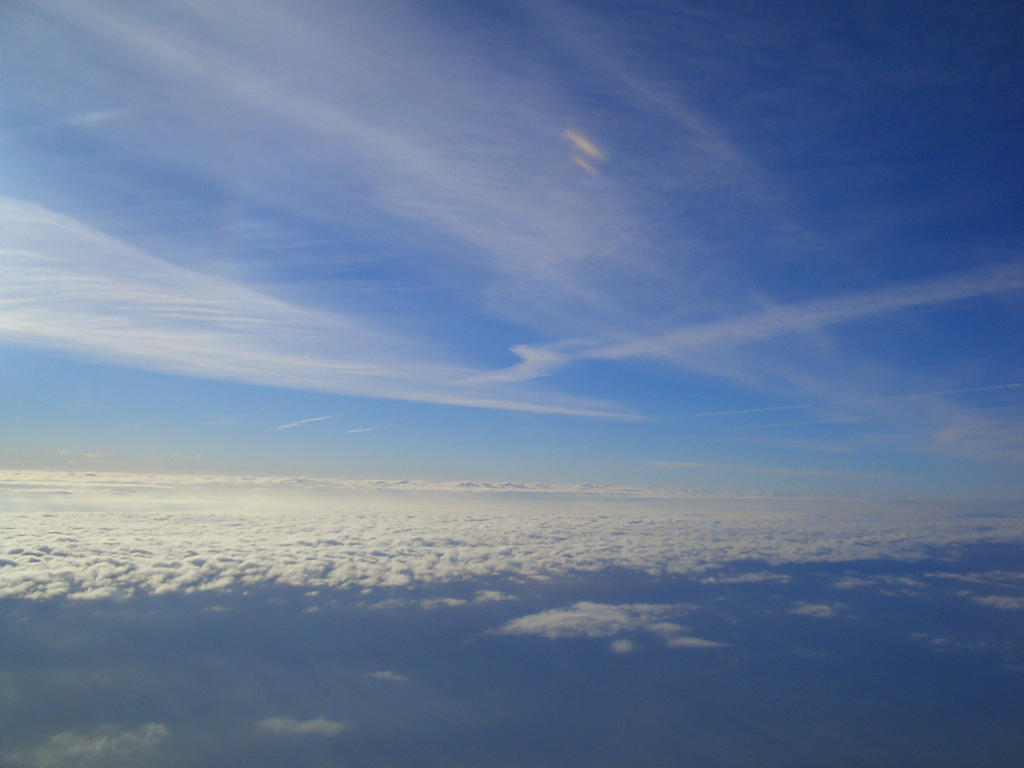 Flying above the clouds by kira cookie on deviantart