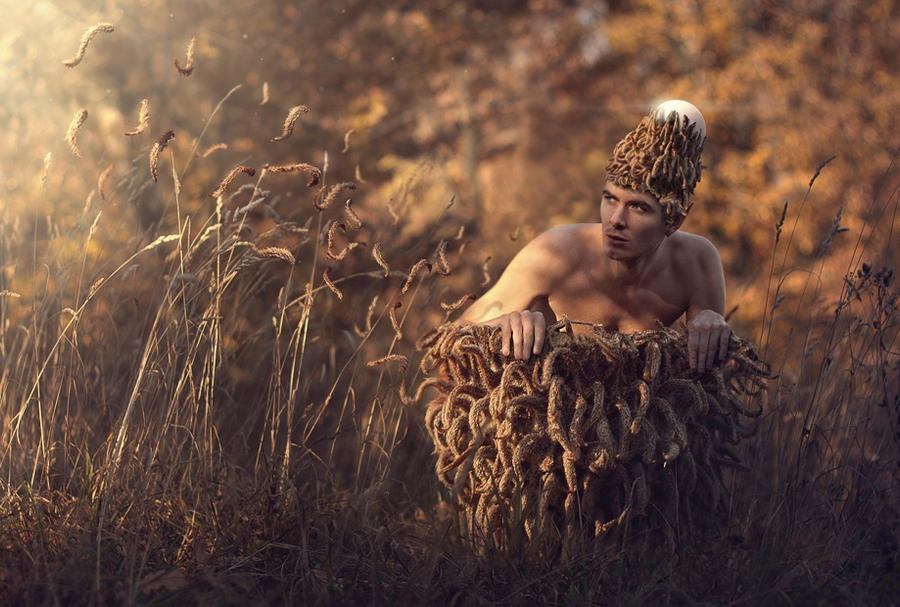 Autumn in Wonderland by Cakobelo