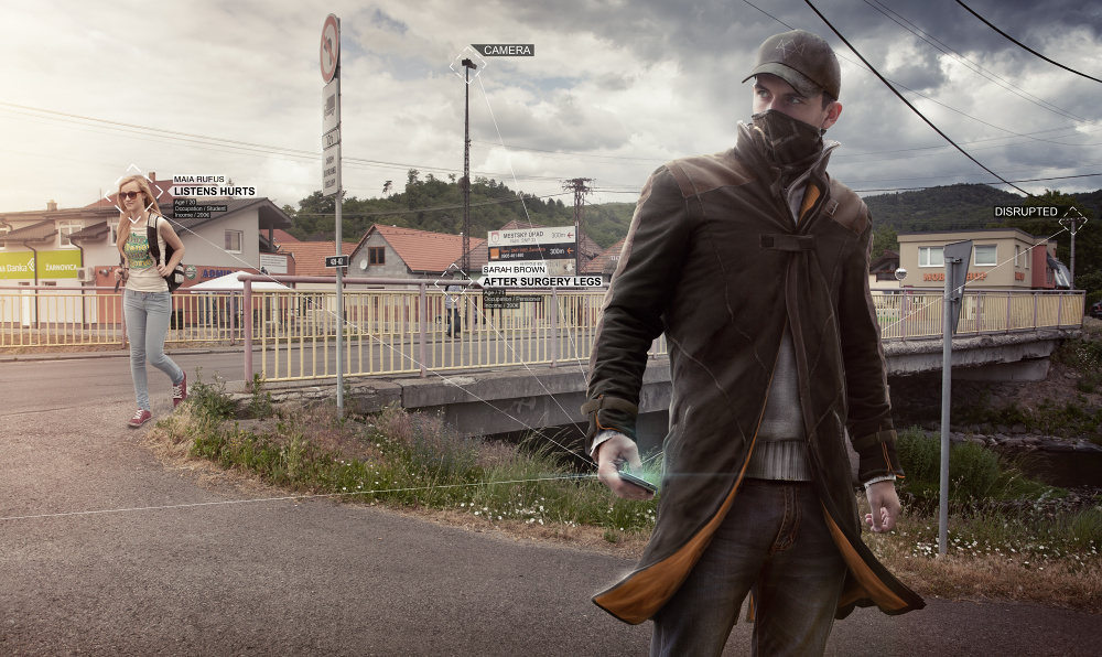 Watch Dogs Real Life by Cakobelo