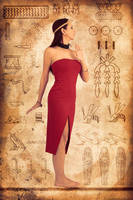 Hathor by IsabelleStephen