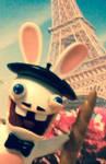 French Rabbid 1 by highray