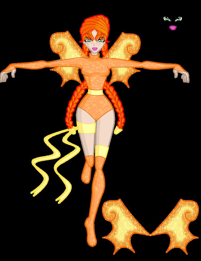 GIFT: Kandari, Fairy of brightness by ShimmeringMagic