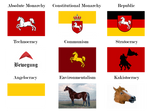 Nine Governments of Hanover