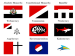 Nine Governments of Sealand