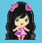 Elsie (From HappyWaffleGaming) by GlitterBomber