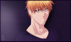 Ichigo one by iGeerr