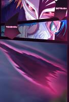 Ichigo vs Grimmjow by iGeerr