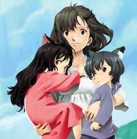 Wolf-Children: Yuki and Ame Gift