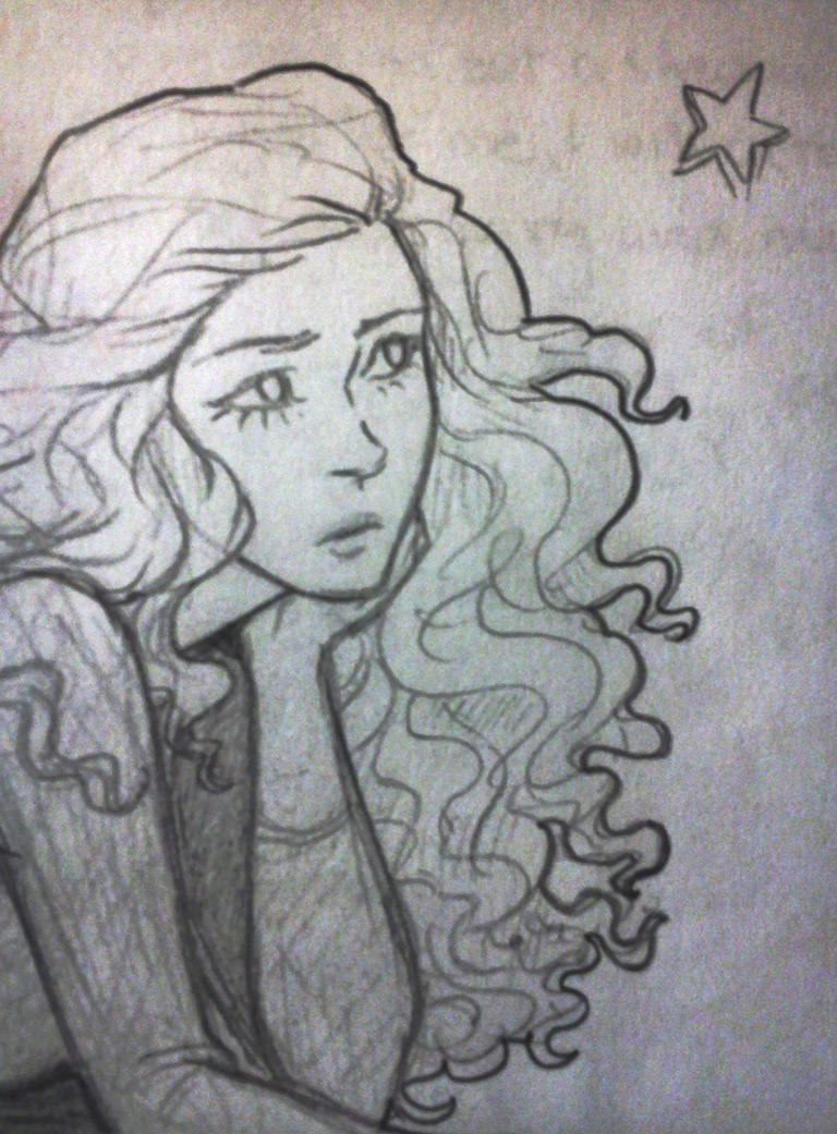 daydreaming by ah-nada