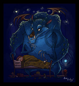 Night Terrors by Turtle-Arts
