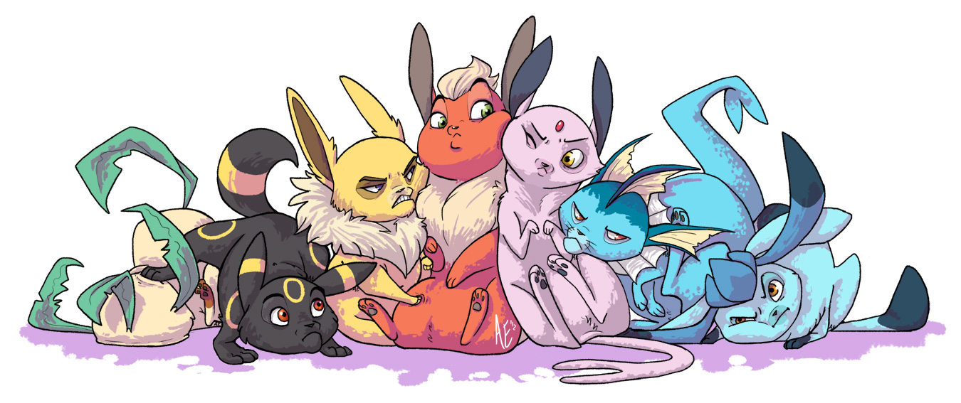 Squishies by Turtle-Arts