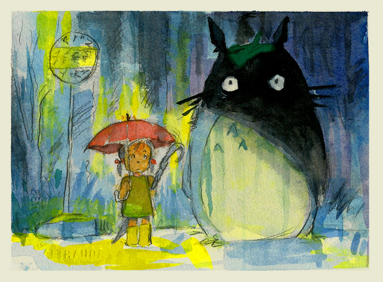 Totoro Mini Emulation by Turtle-Arts
