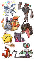 So you wanted some pokemon?