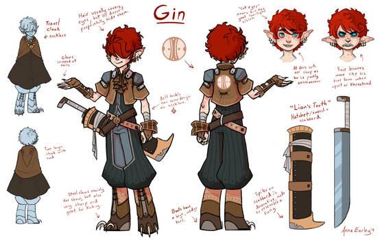 2014 Ref: Gin