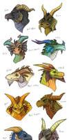 Spyro Dragons