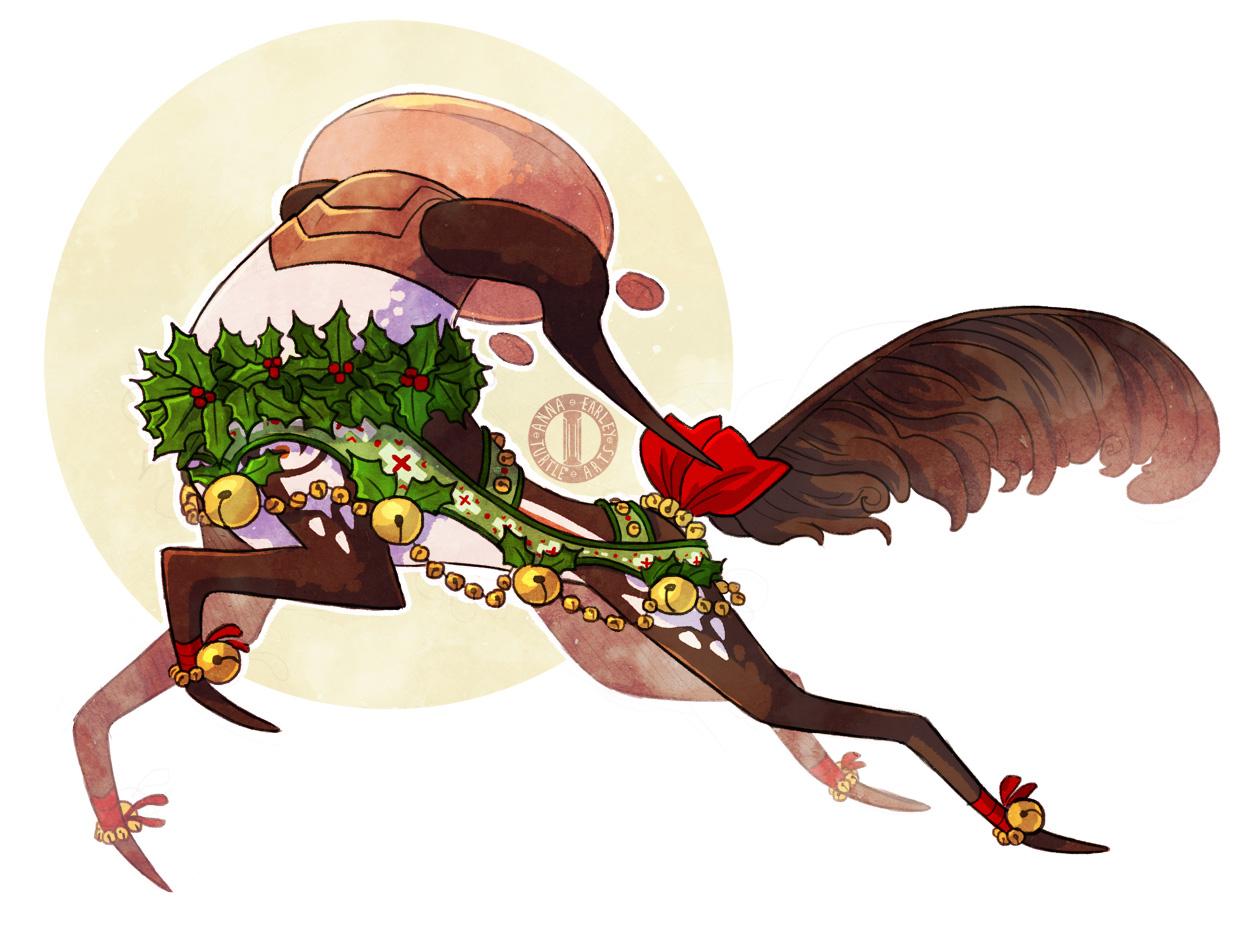 Jingle Jangle by Turtle-Arts