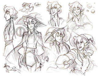 Taako's good out here by Turtle-Arts