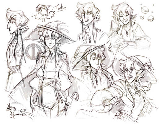 Taako's good out here