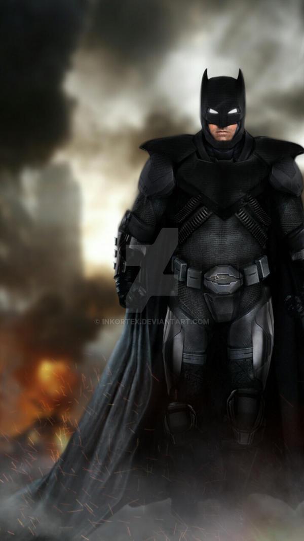DCEU Kingdom Come Batm... Ben Affleck