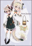 Adoptable Auction [CLOSE]  Herbalist by TonSilence