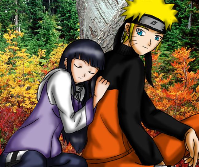 Imagenes Naruto enamorado - Imagui