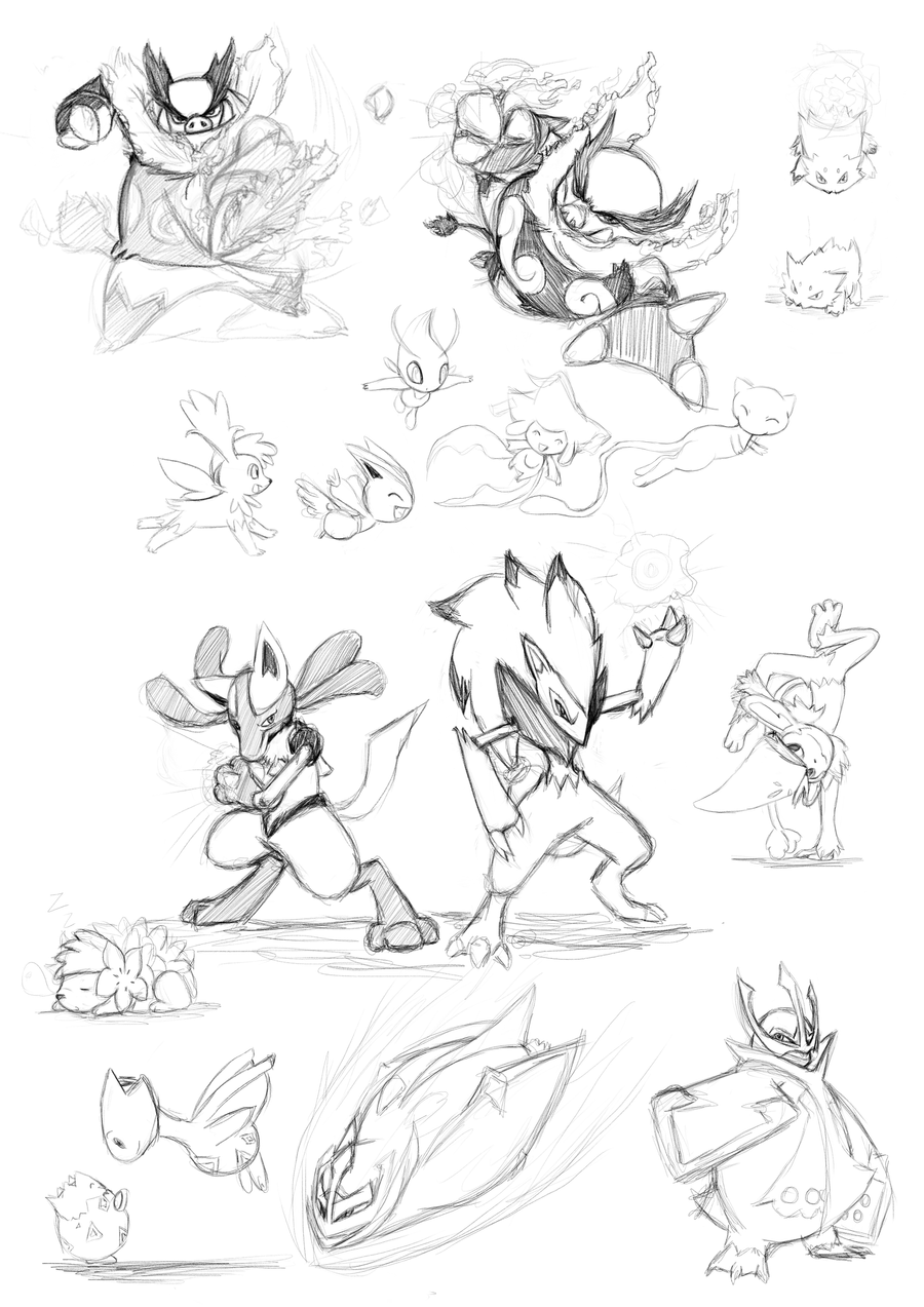 practica pokemon by Naraku12