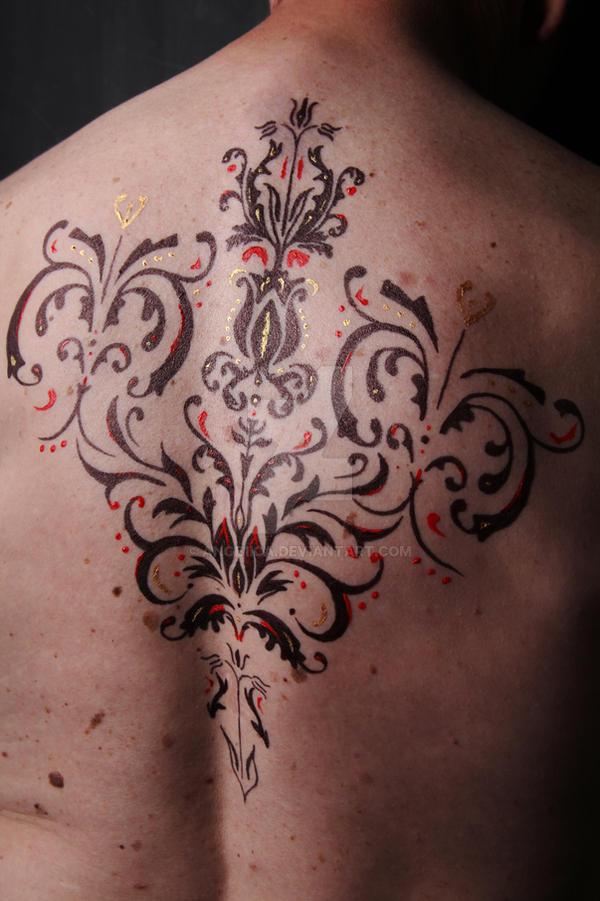 'Sharpies'Art (freehand)