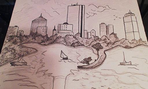 Boston by corpseandCo