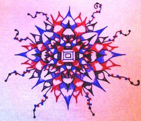 Mandala Thing by corpseandCo