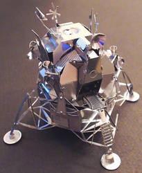 Apollo Lunar Module by corpseandCo