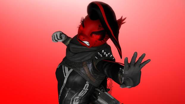 Reaper as Wraith