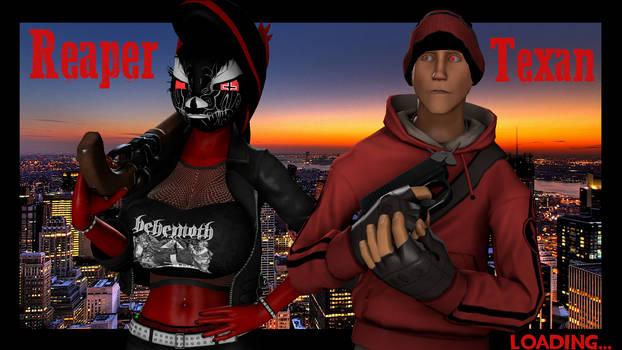 Reaper and Texan GTA