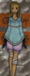 Nomad Girl by Luai-lashire
