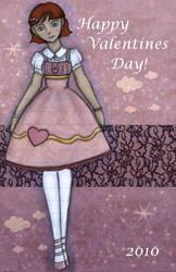 Happy Valentines Day by Luai-lashire