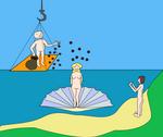 Venus Anadyomene III
