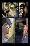 Manhunt comic page 8