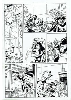 Fantastic Four Paul Ryan pencils Bill Nichols