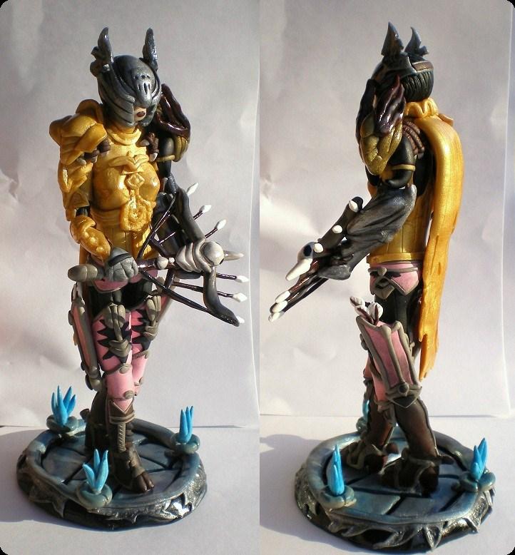 Demon Hunter by whitemilkcarton