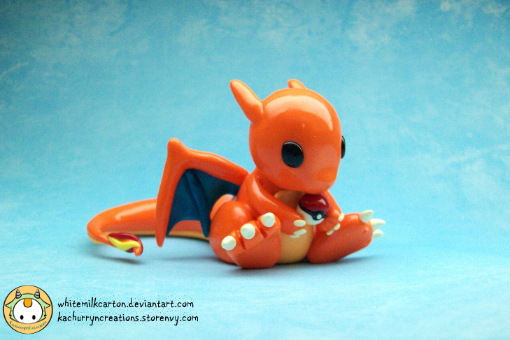 Charizard by whitemilkcarton