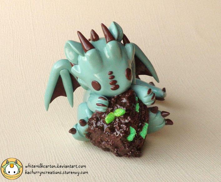 Mint Chocolate by whitemilkcarton