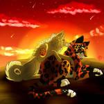 My character LordSuragaha by Werwolfgoettin