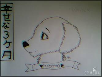 Momo by BLANCOYNEGRO13